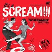 Various Artists - Its a Scream!!! (Music CD)