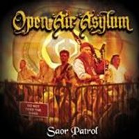 Saor Patrol - Open Air Asylum (Music CD)