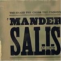 The Snake The Cross The Crown - Mander Salis (Music CD)