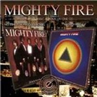 Mighty Fire - Mighty Fire/No Time for Masquerading (Music CD)