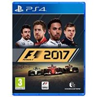 F1 2017 Standard Edition (PS4)