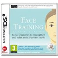 Face Training (Nintendo DSi Only)
