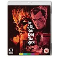 The Girl Who Knew Too Much [Dual Format Blu-ray + DVD] (1963)