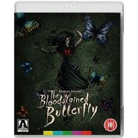 The Bloodstained Butterfly Dual Format (Blu-ray + DVD)