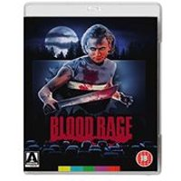 Blood Rage (BluRay DVD)
