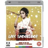 Lady Snowblood / Lady Snowblood 2 (BluRay + DVD)