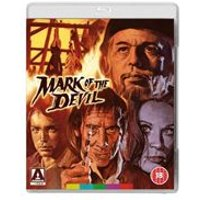 Mark of the Devil [Dual Format DVD & Blu-ray]