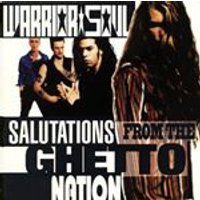 Warrior Soul - Salutations from the Ghetto Nation (Music CD)