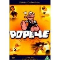 Popeye The Sailor - Vol. 4 (Animated)