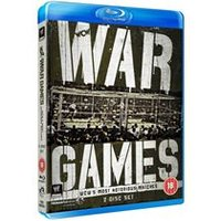 WWE: War Games - WCW's Most Notorious Matches (Blu-Ray)