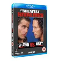 WWE: Greatest Rivalries - Shawn Michaels vs. Bret Hart (Blu-ray)