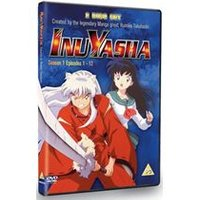 Inuyasha Vol 1 The First 12 Episodes (Three Discs)