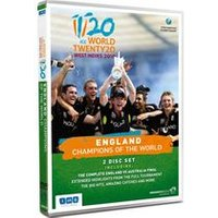 ICC World Twenty20 - England: World Champions - West Indies 2010