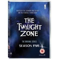 Twilight Zone - Season 5