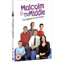 Malcolm In The Middle: The Complete Season 4