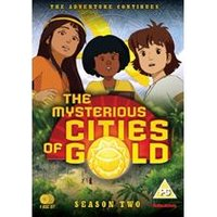 The Mysterious Cities Of Gold - Season 2: The Search Continues..