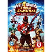 Power Rangers Super Samurai: Volume 1 - The Super Powered Black Box