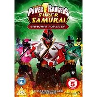 Power Rangers Super Samurai - Volume 3: Samurai Forever