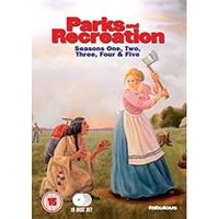 Parks and Recreation: Seasons 1-5