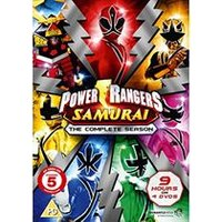 Power Rangers Samurai - The Complete Collection