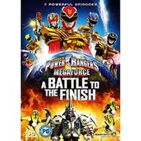 Power Rangers - Megaforce: Volume 3 - A Battle To The Finish
