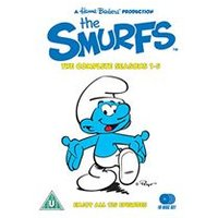The Smurfs - Seasons 1- 5 Box Set (19 Disc Set)