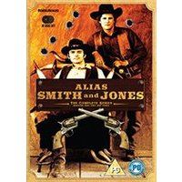Alias Smith And Jones - Series 1-3 - Complete