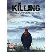 The Killing - Complete Series 1-4 (13 disc box set) [DVD]
