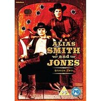 Alias Smith And Jones - Series 2 - Complete