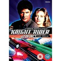 Knight Rider 2000 The Movie [DVD]