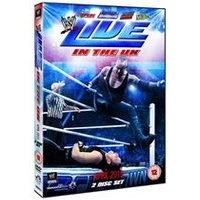 WWE - Live In The UK - April 2013