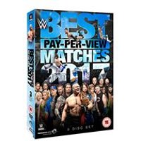 WWE: Best PPV Matches 2017 [DVD]