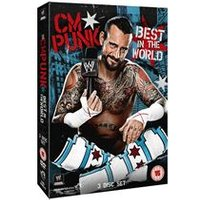 WWE - CM Punk - Best In The World
