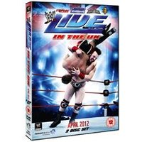 WWE - Live In The UK - April 2012