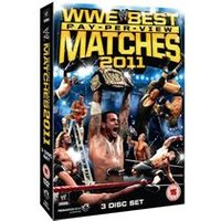WWE - The Best PPV Matches Of 2011