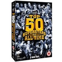 WWE - Top 50 Superstars of All Time