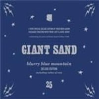 Giant Sand - Blurry Blue Mountain (Music CD)
