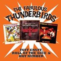 The Fabulous Thunderbirds - Tuff Enuff / Roll of the Dice / Hot Number (Music CD)