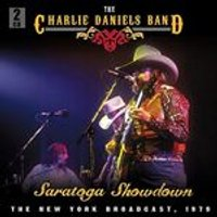 Charlie Daniels - Saratoga Showdown (Music CD)