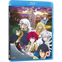 Yona of the Dawn - Part 2 [Dual Format] [Blu-ray]