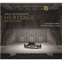 Rachmaninov: Heritage (Music CD)