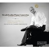 Mendelssohn: Piano Concertos & Other Works for Solo Piano (Music CD)