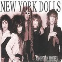 New York Dolls - Manhattan Mayhem (Music CD)