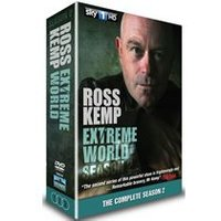 Ross Kemp Extreme World Season 2 Box Set