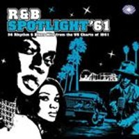 Various Artists - R&B Spotlight 1961 (Music CD)
