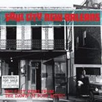 Various Artists - Soul City New Orleans Big Easy Gems from the Dawn of Soul Music (Music CD)