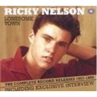 Ricky Nelson - Lonesome Town (Music CD)