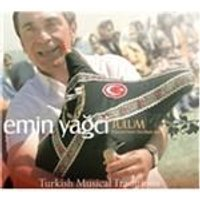 Emin Yagci - Tulum (Music CD)