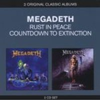 Megadeth - Classic Albums (Countdown to Extinction/Rust in Peace) (Music CD)