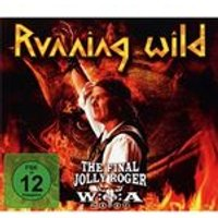 Runnin Wild - The Final Jolly Roger (2cd + Dvd) (Music CD)